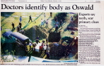 Oswald Exhumed Dallas News