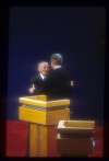Perot and Clinton: Presidential Debate
