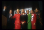 Perot and family Election Night