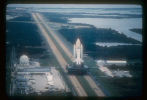 First Space Shuttle, Cape Kennedy