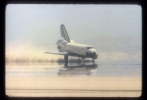 First Space Shuttle Landing, Edwards AFB, CA